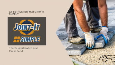 Joint-It Simple: The Revolutionary New Paver Sand