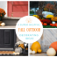 5 Super Helpful Fall Outdoor Decorating Ideas